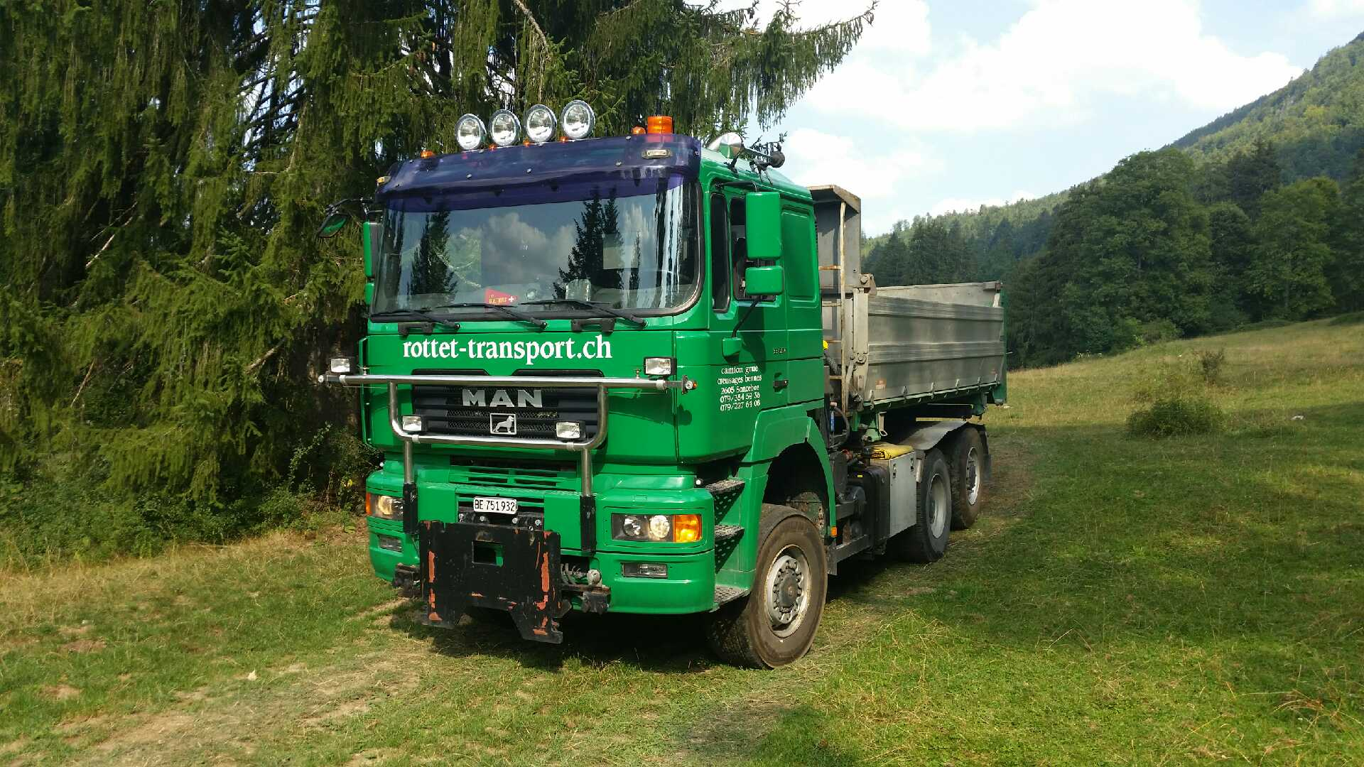 rottet transport